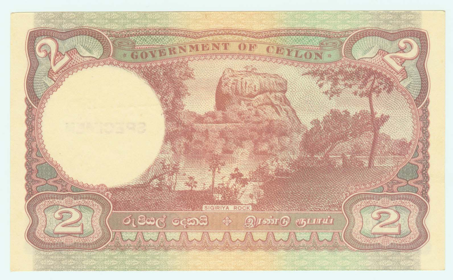 1941 Rupees 2